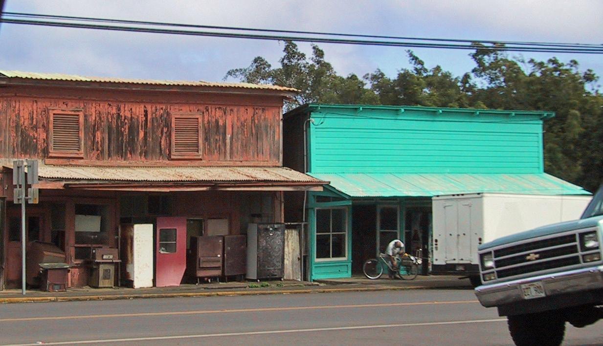 Hawi Town