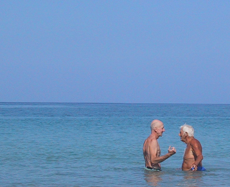 Old Men in the Sea