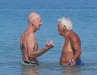 Old Men in the Sea
