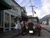 Peg in Skagway