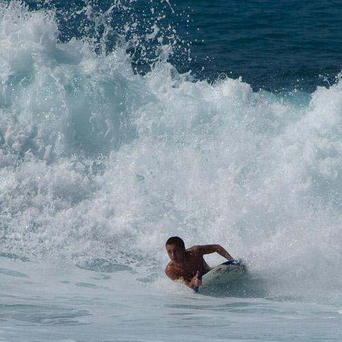 got surf today