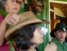 Xmas Luau at Noe and Alika's - Waimea