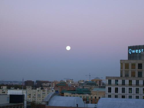 moon over arlington - fx01