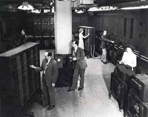 The Eniac, 1946